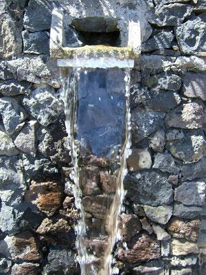 ... rauschen die Wasserfälle etwas stärker