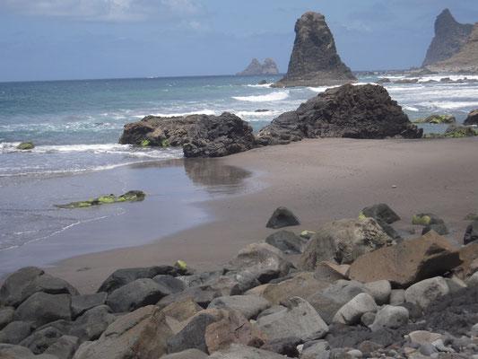 Playa de Benijo im Anaga