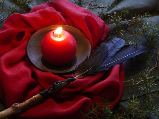 Ritualarbeit in der Schwarzmond Zeit