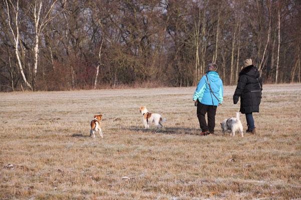 Anton, Nika & Bille