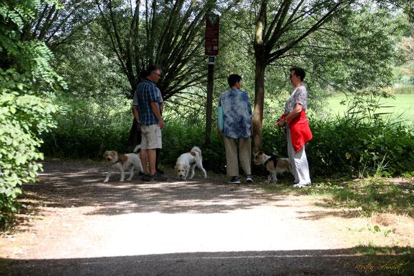 Benny, Ruby & Karli