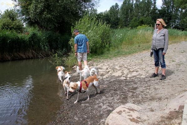 Karli, Nika, Bille & Benny