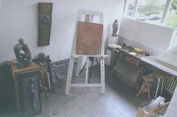 Wohnung Und Atelier Eva Zippel