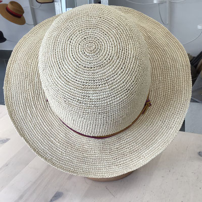 Panamahut UV-Schutz
