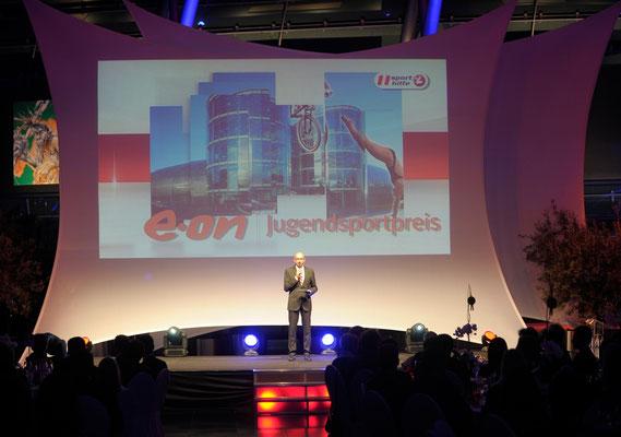 2012, eon Jugendsportpreis, Sporthilfe, Hangar 7, Salzburg