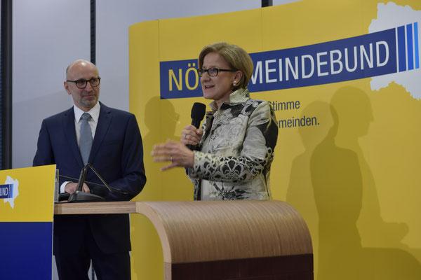 Neujahrsempfang NÖ Gemeindebund, 16. Jän. 2018