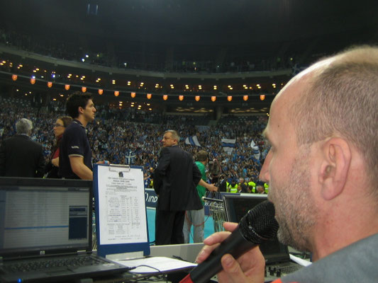 2009 Volleyball Championsleague Final 4, Prague