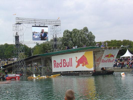 2004 Red Bull Flugtag, Wien