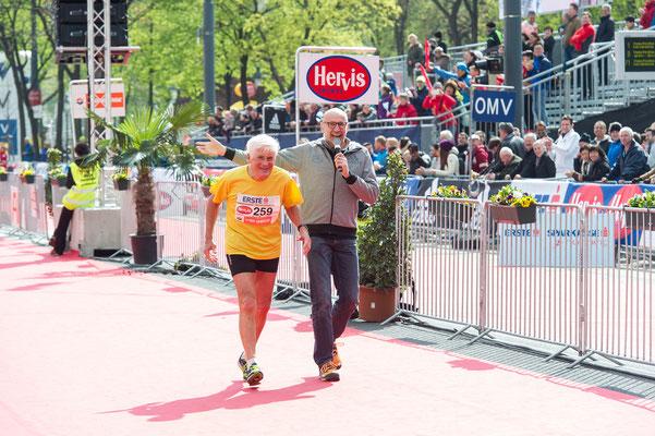 2016, Vienna City Marathon