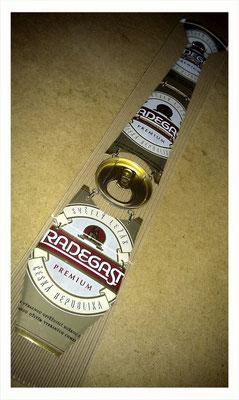 Radegast Bier - Tschechien