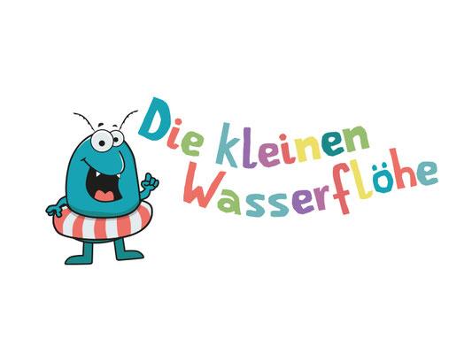 Logo Die kleinen Wasserflöhe