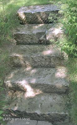 Obernkirchener Blockstufen