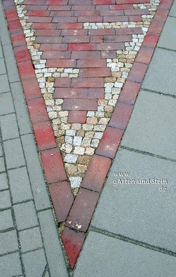 Klinkerpflaster - Bockhorner