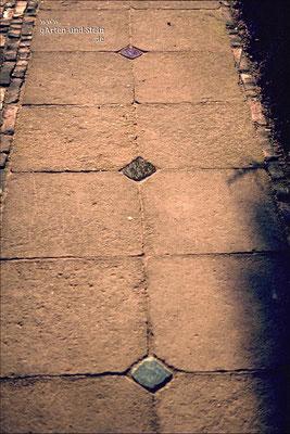 Pflasterung - Betonplatten