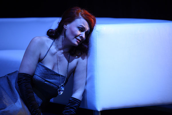 "Gertrud in ""Hamlet"" © Bettina Frenzel"