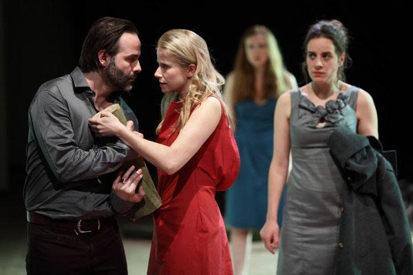 Probenfoto von Daniela Incoronato - Beat Marti, Susanne Bormann, Gina Henkel, Deborah Kaufmann