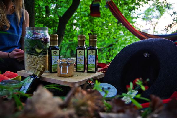 Mevlâna Naturmühle Öle