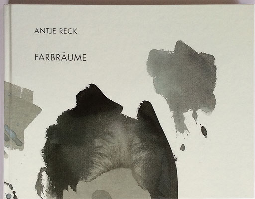 FARBRÄUME, Antje Reck · Aquarelle, 23 x 30 cm