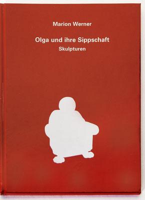 OLGAS SIPPSCHAFT, Marion Werner · Holzobjekte gefaßt, 21 x 15 cm