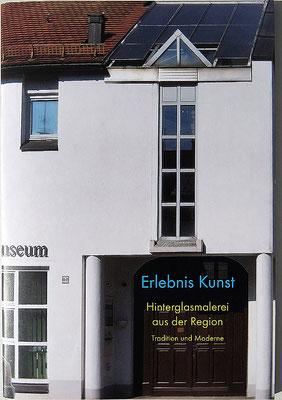 ERLEBNIS KUNST, Hinterglasmalerei aus der Region, 21 x 15 cm