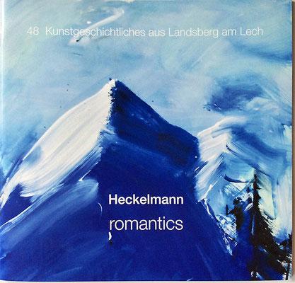 ROMANTICS, Ernst Heckelmann · Malereien, 21 x 21 cm