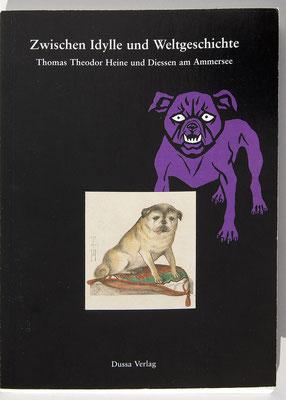 ZWISCHEN IDYLLE UND WELTGESCHICHTE, Thomas Raff · Texte und Fotos, 124 S., 21 x 15 cm, 978-3-922950-39-4, 12,50 €