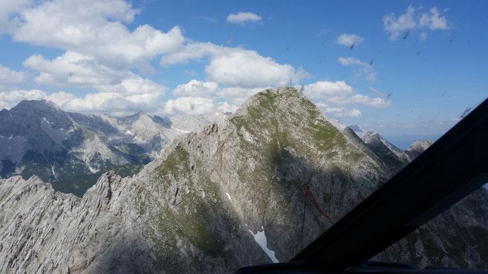 Klettersteig Nordkette : Klettersteigsanierung nordkette klettersteig homepage von