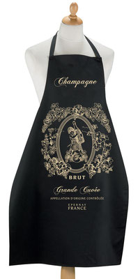 Grand tablier Champagne