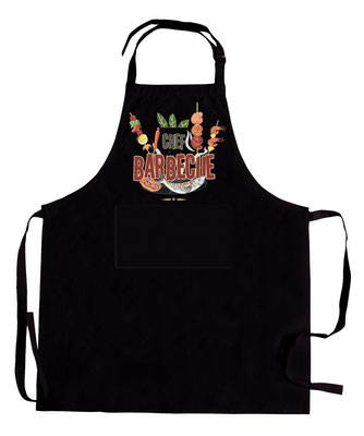 Tablier Chef Barbecue