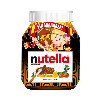 NUTELLA (SYNDICATE DESIGN AG)