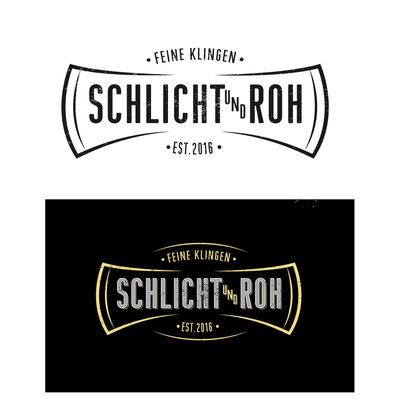 SCHLICHT&ROH-FEINE KLINGEN