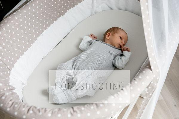 Homeshooting Baby