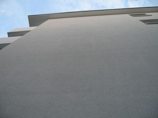 Fassadenbeschichtung Großfläche, WDVS