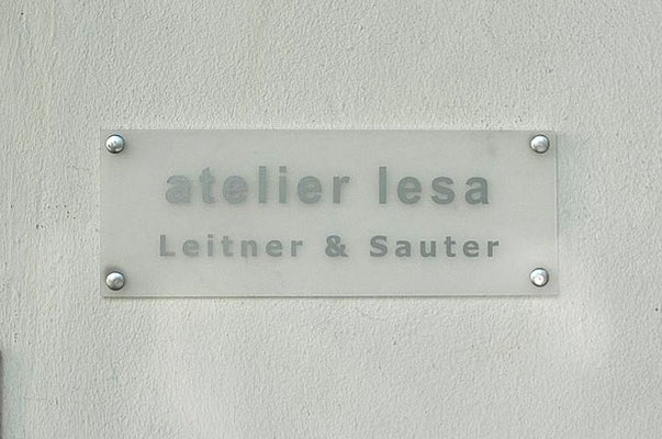 Opening Atelier lesa; may 2011 © Juliane Leitner
