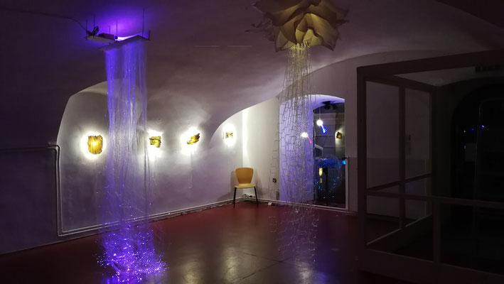 Gesamtansicht der Ausstellung © 2017 Juliane Leitner