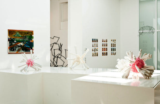 Ausstellung Freiraum Kunstlabor Lift off © Anette Friedel-Prenninger 2015