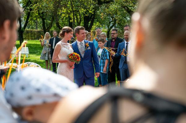 Hochzeit Fotografie in Österreich 2018