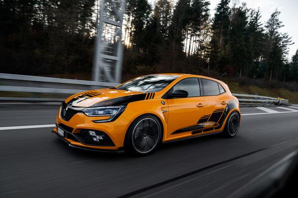 Megane 4 RS Schwägli Performance