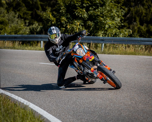 KTM Supermoto SMC