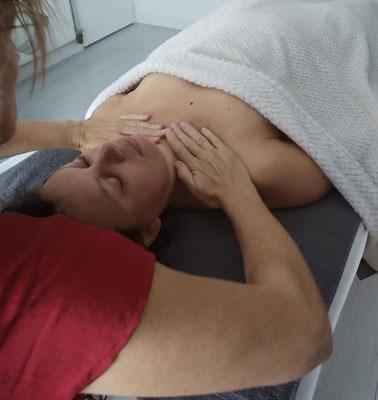 formation modelage femme enceinte