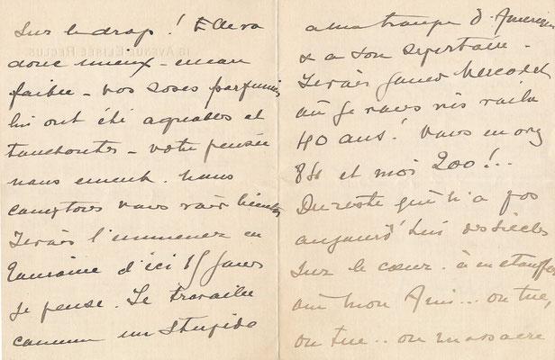 Lucien GUITRY  lettre autographe signée théâtre  Frédéric FEBVRE (1833-1916) CD Galerie