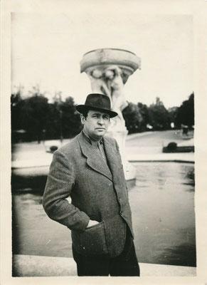 Jacques Audiberti portrait photographique