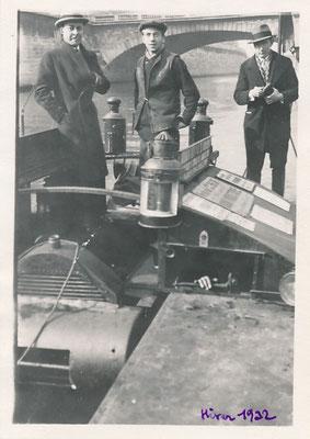 Le SURMARIN MALGRÉTOU appareil aquatique inventé par l'ingénieur Adrien Rémy photo