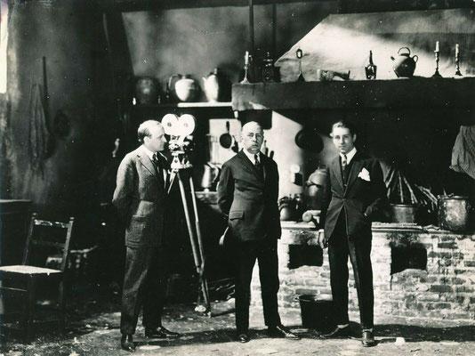 Abel Gance photographie