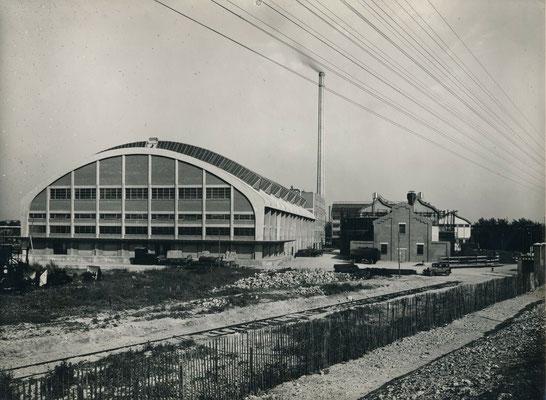 usine Astra à Asnières sur Seine photographies