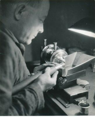 Photographie reportage sur les diamantaires d'Anvers