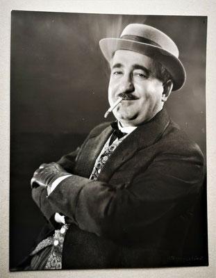 Fernand Charpin portrait photographique