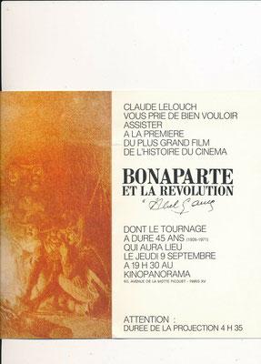 Abel Gance documentation