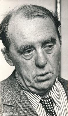 Portrait photographique de Heinrich Böll