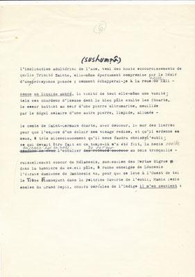 Jean PARVULESCO (1929-2010) achat vente CD Galerie Hora Damian